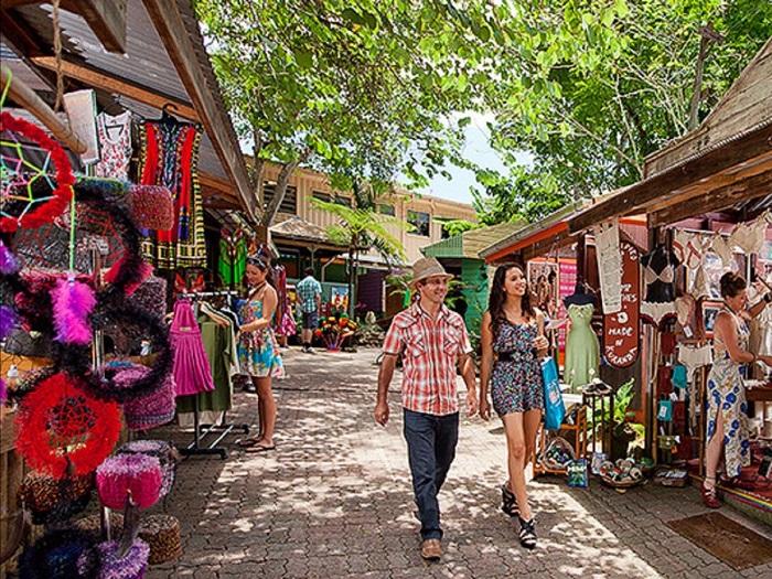 多彩、奇异的库兰达位于被列于世界遗产名录的湿热带雨林,有着每天开放的市场,古雅的主街道上商铺与美术馆林立,还可以近距离与野生动物亲密接触。 这座雨林中的村庄因热带北昆士兰(Tropical North Queensland)的艺术和工艺品的关系而颇负盛名,是一处结合天空之轨雨林索道(Skyrail
