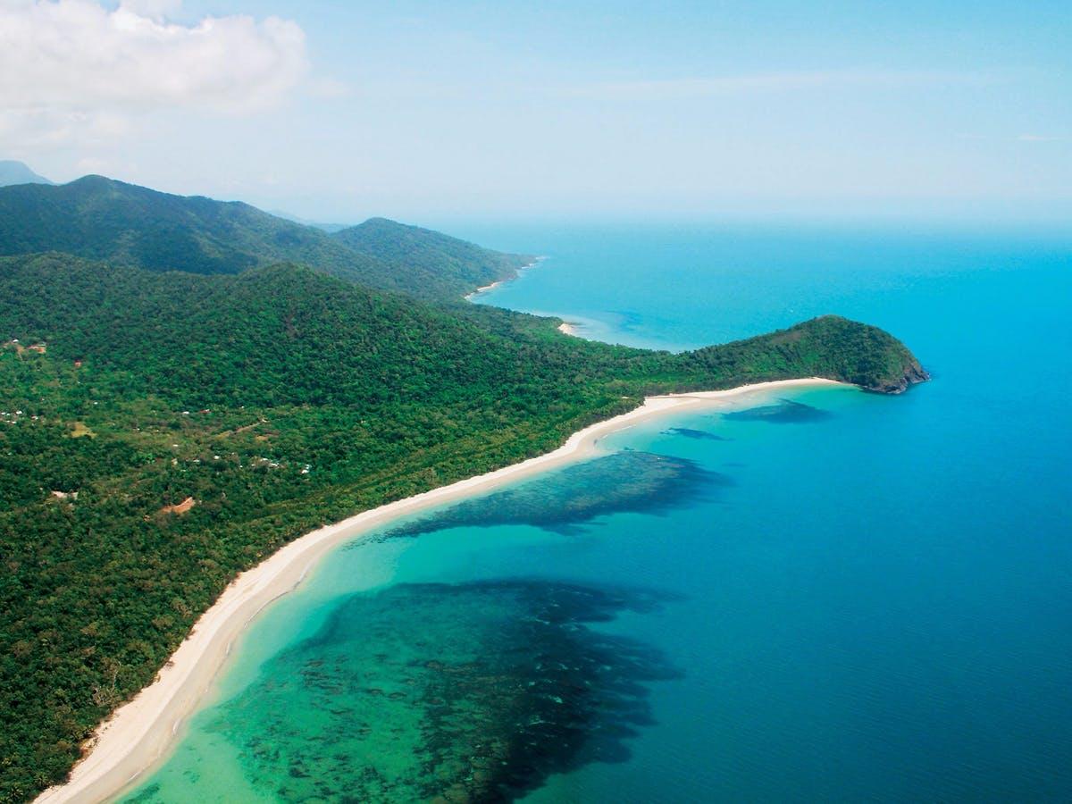 澳大利亚凯恩斯4日3晚包车游·热带雨林+库兰达小镇+绿岛大堡礁+道格拉斯港+丹翠峡谷