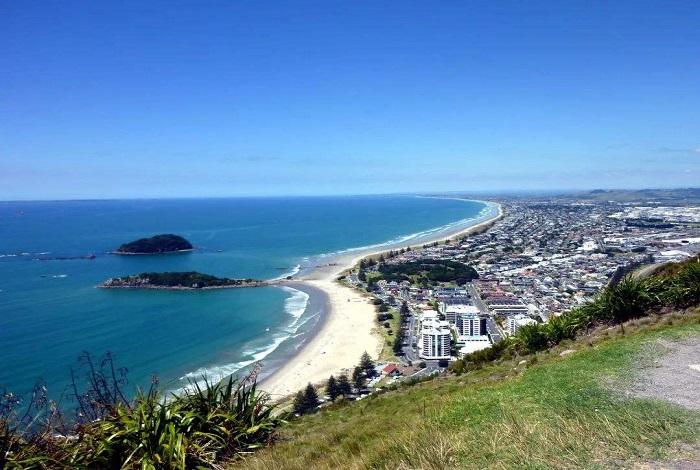 新西兰北岛+陶朗加1日包车游•科罗曼多大教堂湾+温泉海滩
