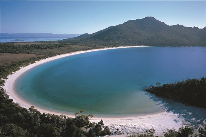 澳大利亚塔斯马尼亚徒步一日游·酒杯湾徒步