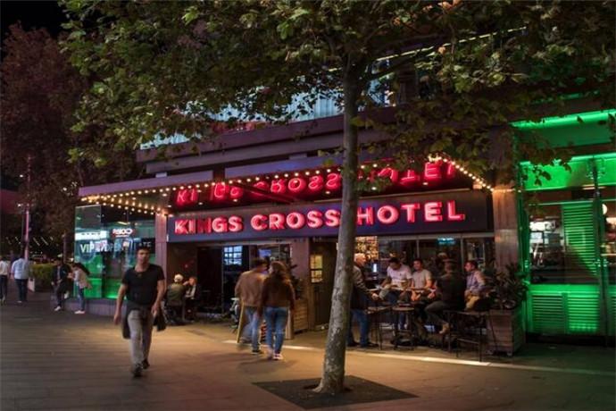 澳大利亚夜游悉尼港+灯光秀+游船晚餐