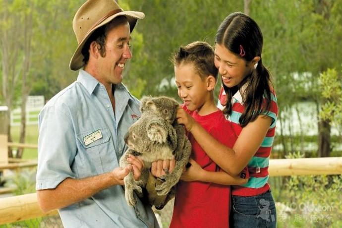 龙柏考拉野生动物园(Lone Pine Koala Sanctuary)是澳大利亚昆士兰州无花果树口袋(Fig Tree Pocket)布里斯班郊区的一个18公顷的考拉野生动物园。它成立于1927年,是世界上最古老,最大的考拉野生动物园。