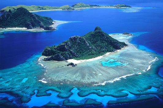 凯恩斯旅游景点-绿岛大堡礁大冒险号一日游(Green Island Discovery)