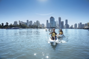 澳大利亚布里斯班+黄金海岸旅游3日2晚包车游·南岸公园+布里斯班市政厅+冲浪者天堂+海洋世界+天堂农庄【纯玩VIP】