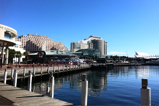 悉尼情人港 (Darling Harbour)