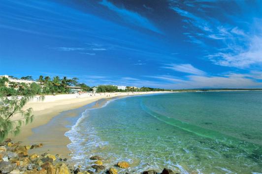布里斯班阳光海岸 (Sunshine Coast)