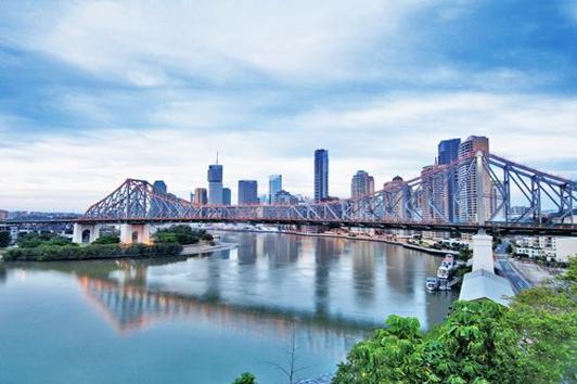 布里斯班故事桥 (Story Bridge)
