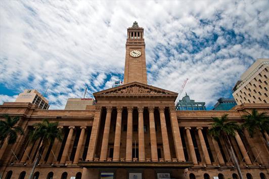 布里斯班市政厅 (Brisbane Townhall)