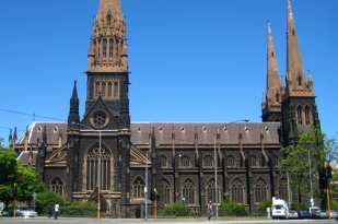 墨尔本三日游-墨尔本旅游,圣派翠克大教堂,费兹洛花园,企鹅岛,Maru考拉动物园(L线)
