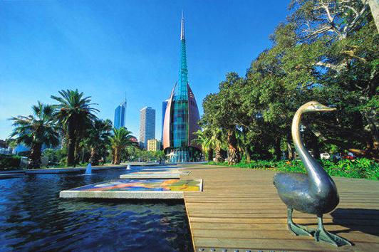 珀斯天鹅钟塔( Swan Bells)