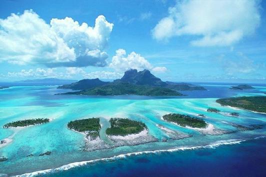 凯恩斯旅游景点-诺曼大堡礁大冒险号观光(Great Barrier Reef Adventure)