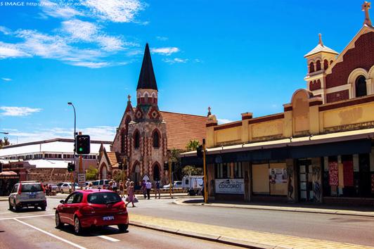 珀斯弗里曼图 (Fremantle)