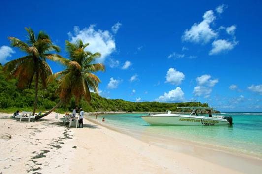 凯恩斯旅游景点-大猫号绿岛大堡礁一日游
