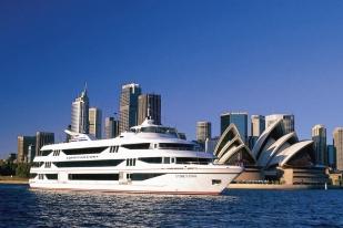 澳大利亚悉尼海港游船半日游尽享悉尼港美景【含午餐+酒店接送】