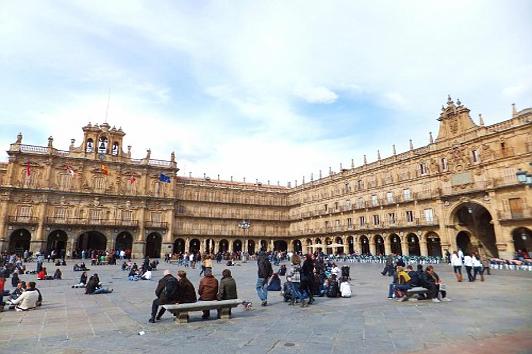 塔斯马尼亚莎拉曼卡广场 (Salamanca Place)