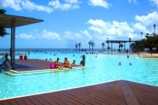 凯恩斯四日游-凯恩斯旅游,弗莱克植物园,道格拉斯港,阿金考特大堡礁,帕罗尼拉公园