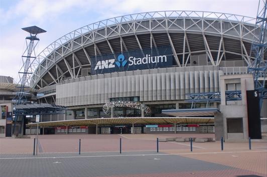 悉尼奥林匹克公园 (Sydney Olympic Park)