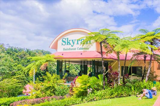凯恩斯库兰达热带雨林公园门票套餐