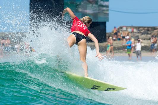 黄金海岸冲浪者天堂 (Surfers Paradise)