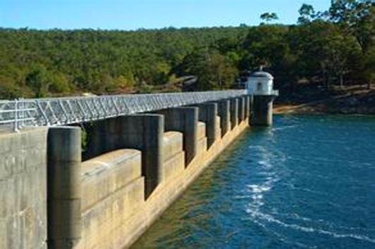 珀斯蒙达林水坝(Mundaring Weir)