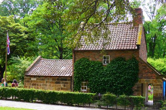 墨尔本库克船长的小屋 (Cooks Cottage)