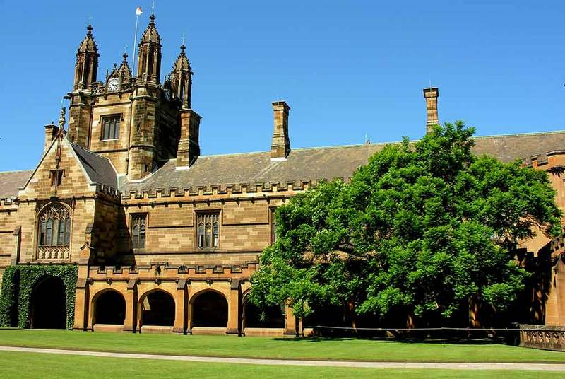 悉尼大学(The University of Sydney)