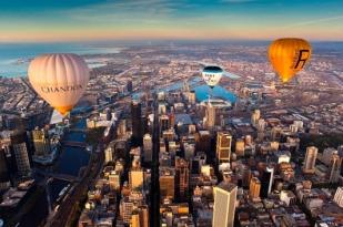澳大利亚墨尔本亚拉河谷1日包车游·热气球体验+酒庄参观+博尔基尼酒庄(Balgownie Estate)+优伶酒庄(Yering Farm)
