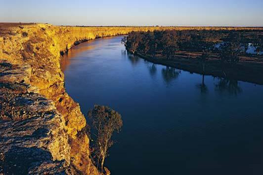 阿德莱德墨累河(Murray River)