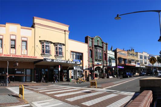 悉尼卡通巴小镇(Katoomba)