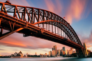 澳大利亚悉尼+墨尔本7天6晚游·【经典两城线路】悉尼海港大桥+悉尼歌剧院+大洋路+菲利浦岛+纯玩+4星级住宿+中文司机兼导游