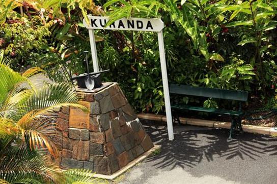 凯恩斯库兰达小镇(Kuranda Village)