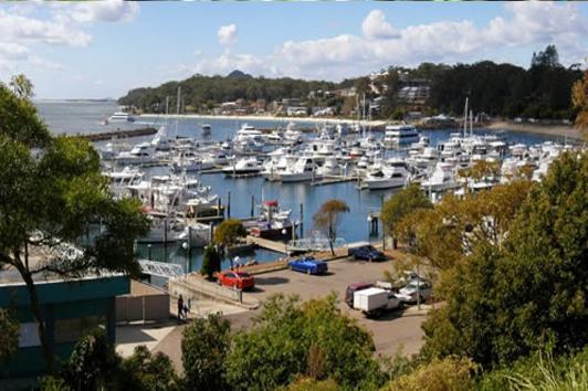 悉尼史蒂芬港(Port Stephens)