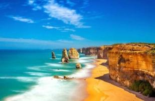 澳大利亚悉尼+墨尔本双城7天6晚精品小团-悉尼歌剧院+日落游船+蓝山公园+网红泳池+企鹅岛+夜宿大洋路