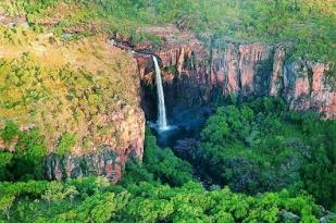 澳大利亚达尔文4日游·卡卡杜国家公园+黄水湖游船+凯瑟琳+艾迪斯瀑布+尼特米鲁克国家公园+原住民文化中心
