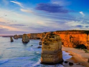澳大利亚墨尔本+悉尼7天6晚跟团游·【双城经典之旅】丹顿农山谷+企鹅岛+大洋路+蓝山风景+珍罗兰钟乳石洞+悉尼歌剧院+岩石区