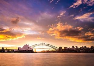 澳大利亚布里斯班+黄金海岸+悉尼+墨尔本+塔斯马尼亚11天10晚深度游-电影世界+天堂农庄+亚瑟港+里奇蒙小镇+日落游船